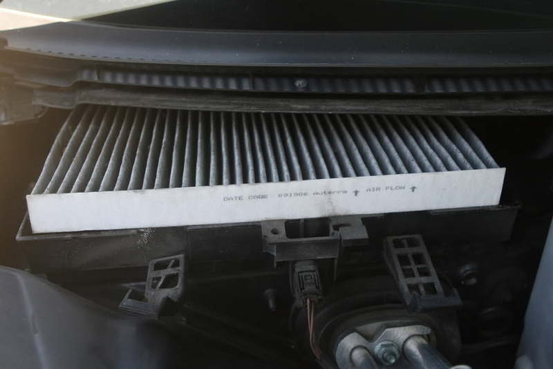 Cabin Air Filter Flow Direction, Cabin, Free Engine Image For User Manual Download