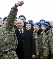 4204fb military selfie russia putin x220