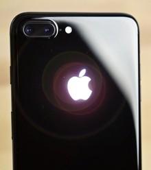 B6c2dd apple logo on iphone x220