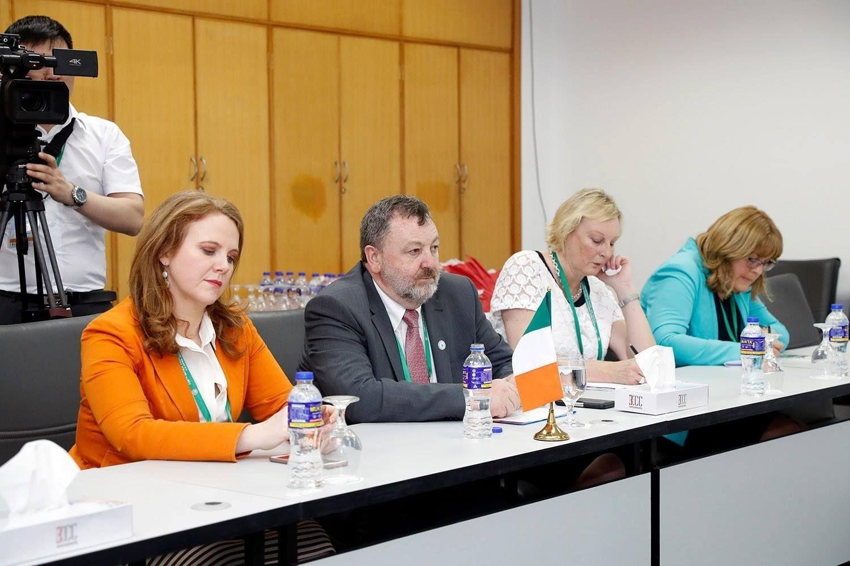 d79a62_pr7_x974 УИХ-ын дарга дэлхийн улс орнуудын парламентын тэргүүн нартай уулзалт хийж байна
