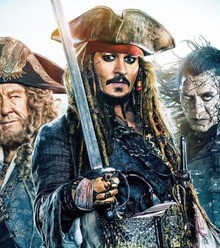 6be7e9 pirates of the caribbean x220