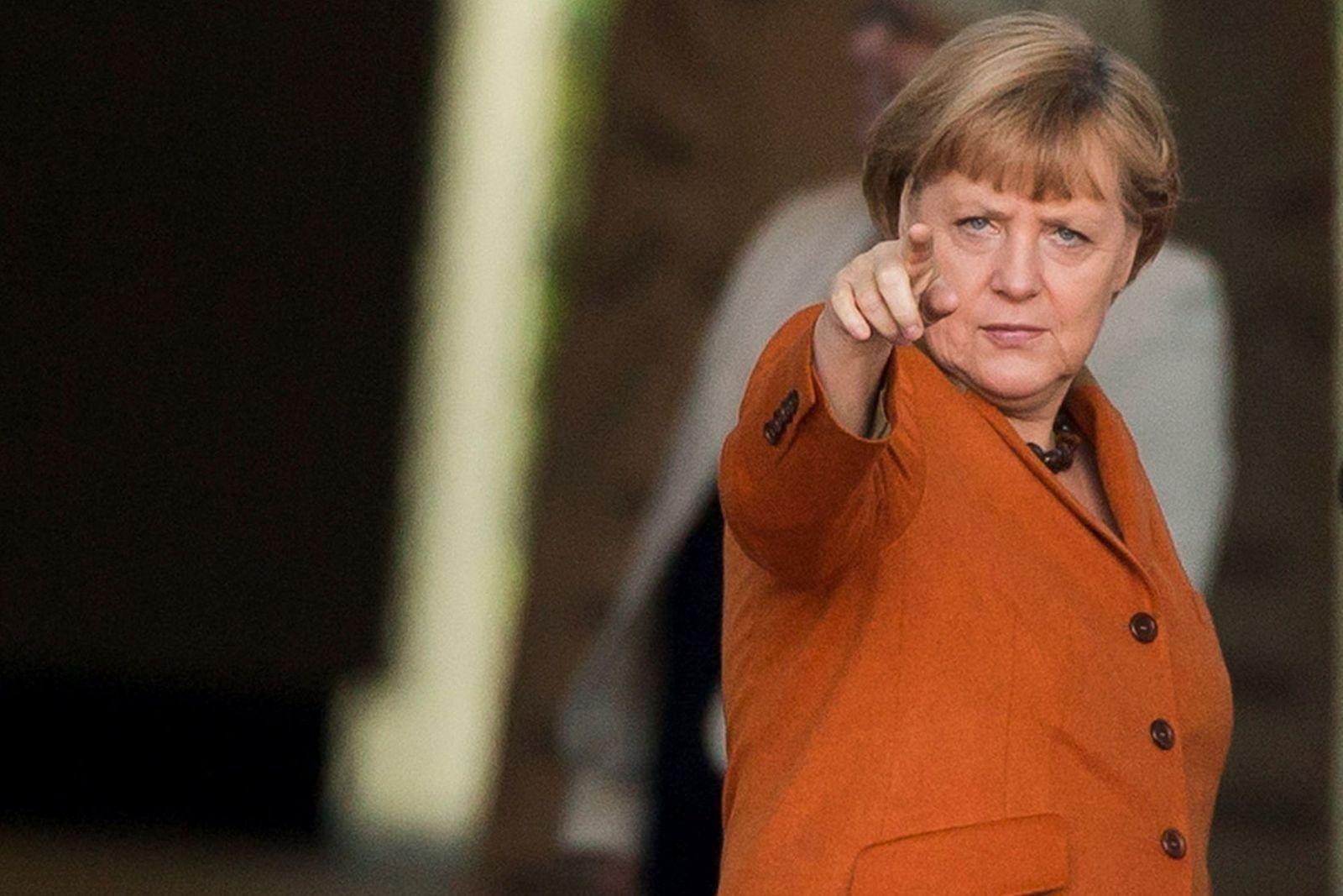 Ангела Меркель дөрөв дэх удаагаа Германы канцлерь боллоо
