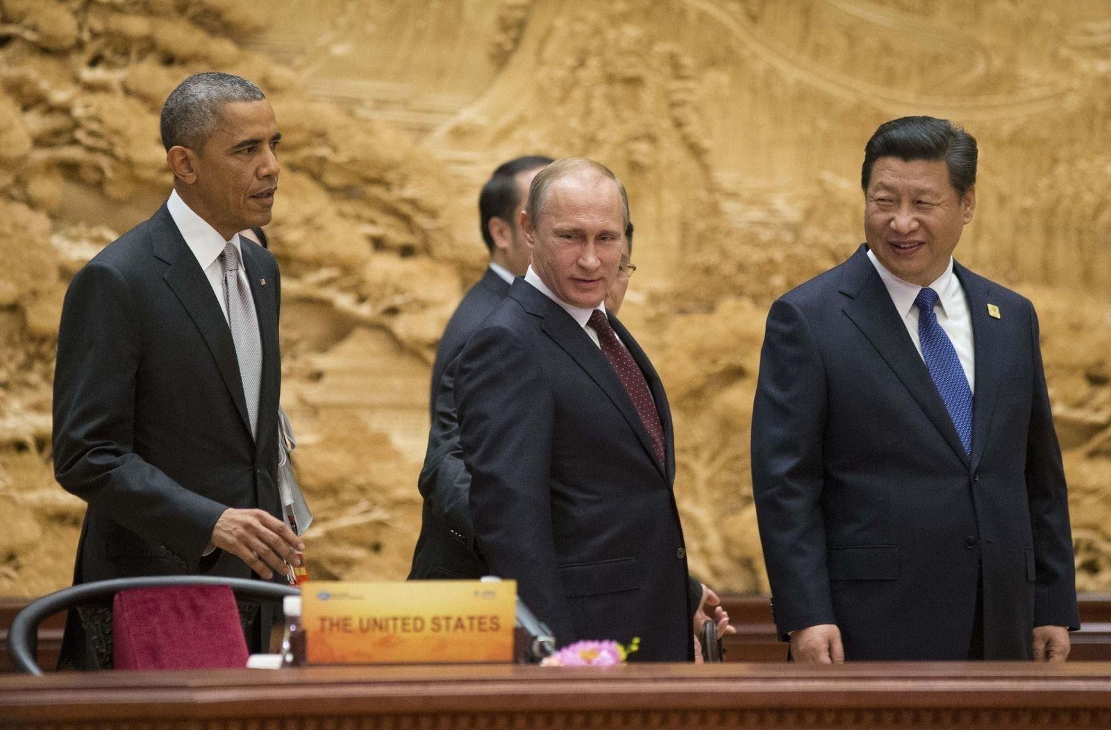 Америкийн гол дайсан Хойд Солонгос биш, Орос, дараа нь Хятад гэлээ