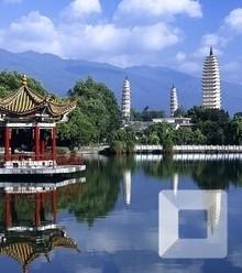 5855b4 china landscape x220