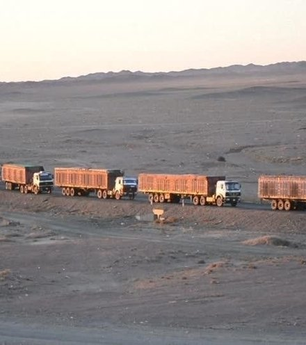 6fe424 trucks on china border x220