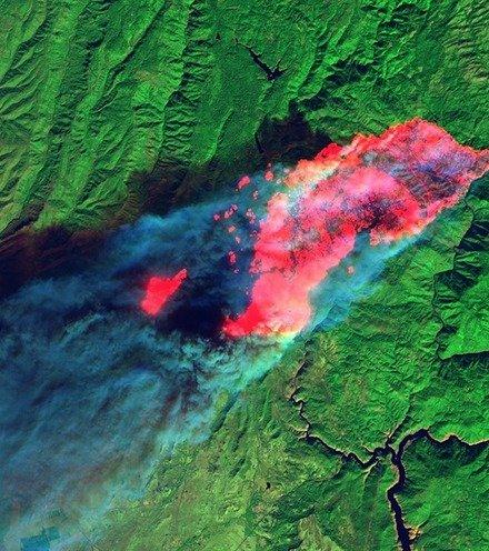 Fcea2f california fire satellite x220