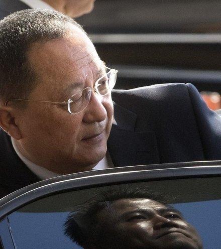 Bc3a33 ri yong ho north korean minister x220