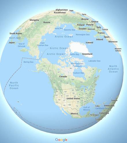0674dc google maps as globe x220