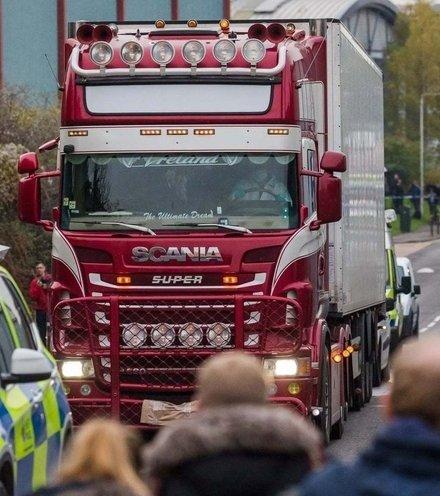 C40504 uk lorry crime 39 x220