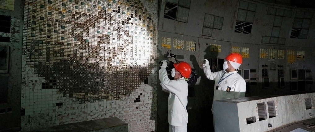 D7e450 chernobyl control room h678
