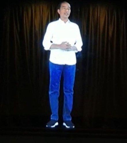 9b0017 hologram indonesia x220