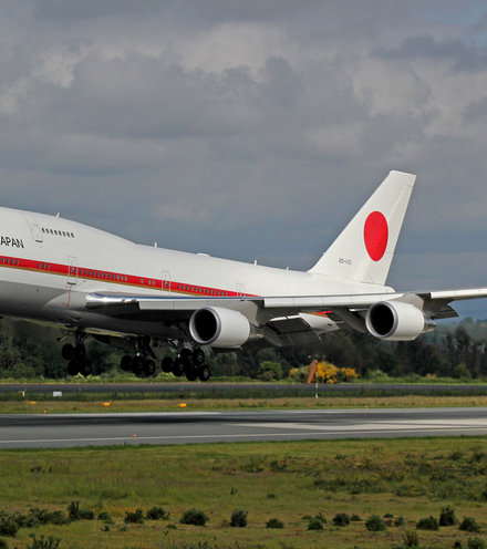 E4ded2 japan air force one x220