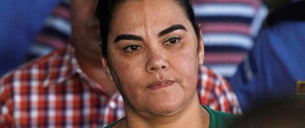 80ddb1 honduran first lady corrupt h678