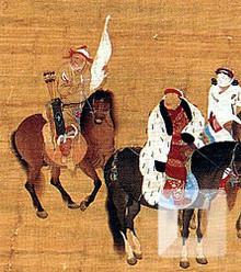 C25bbb yuan dynasty world ap liu kuan tao jagd x220