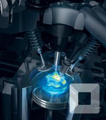 B5f60a delphi gdi spray stratified injection x220
