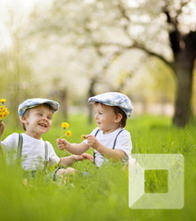 2ade31 happy brothers baby wallpaper x220