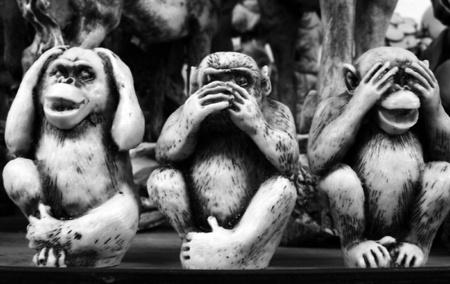 1ed168 three wise monkeys by lamerry h450