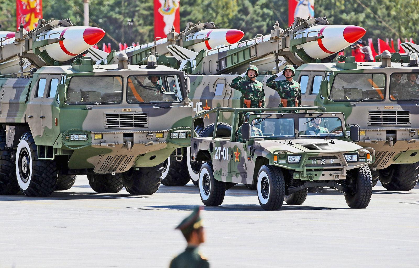 БНХАУ-ын шинээр бүтээсэн цэргийн техник, төхөөрөмжийг АНУ-ын Тагнуулын газар нэрлэв