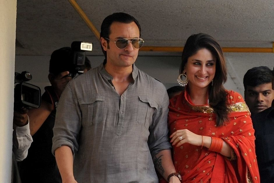 saif ali khan and kareena kapoor - 940×627