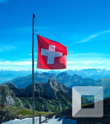 Da011f swiss mountains 1 swiss flag x220