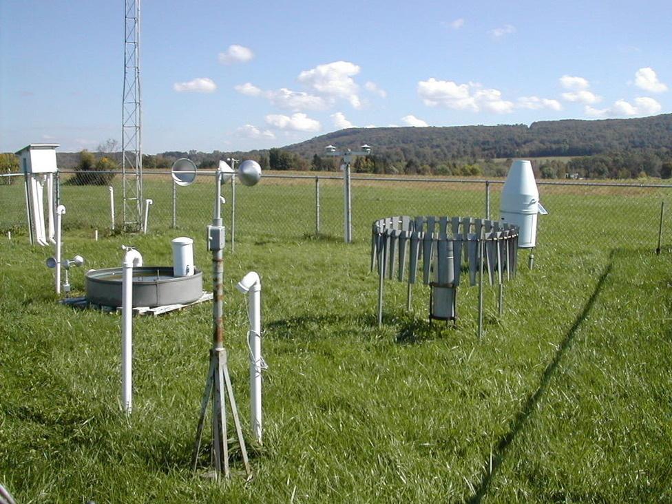 Картинки метеорологической станции