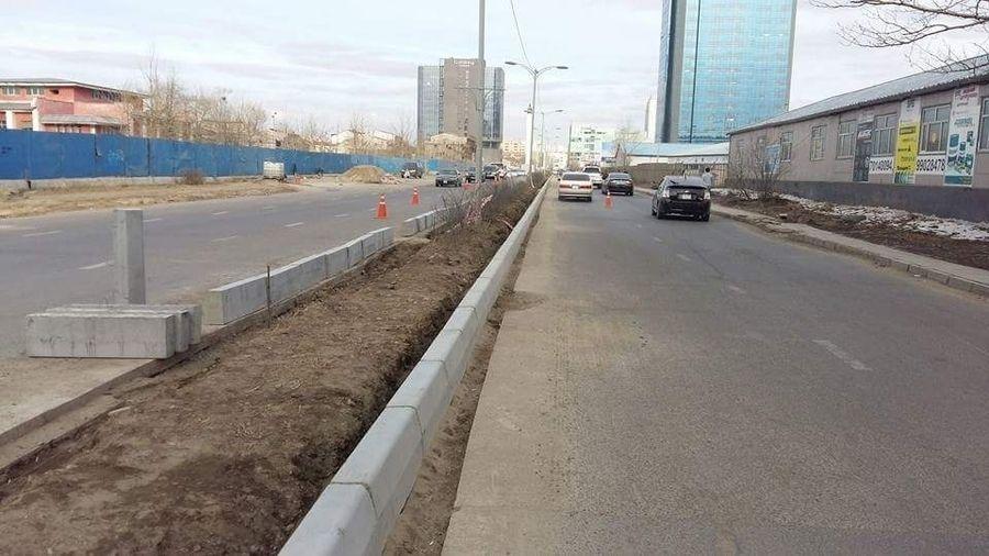 Улаанбаатар хотын гудамж замын сүлжээний уртыг одоогийнхоос 534 километрээр нэмэгдүүлэх зорилт боловсруулжээ