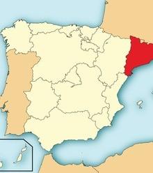 D35611 catalonia map x220