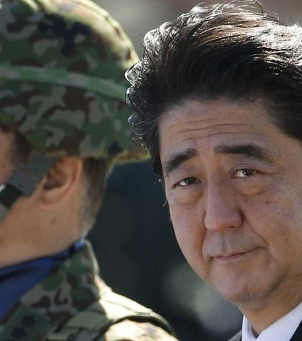 E9a5a5 shinzo abe compares japan china tensions to uk germany before world war i x220