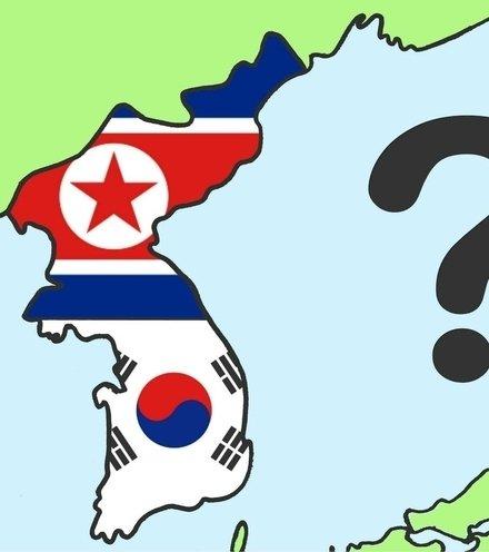 Ebd1d5 north south korea map x220