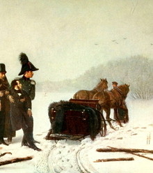 4c5195 pushkin s duel with d anthes atrist a naumov 1884 x220