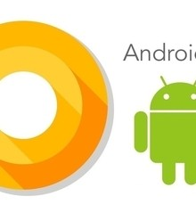 A18837 android o logo x220