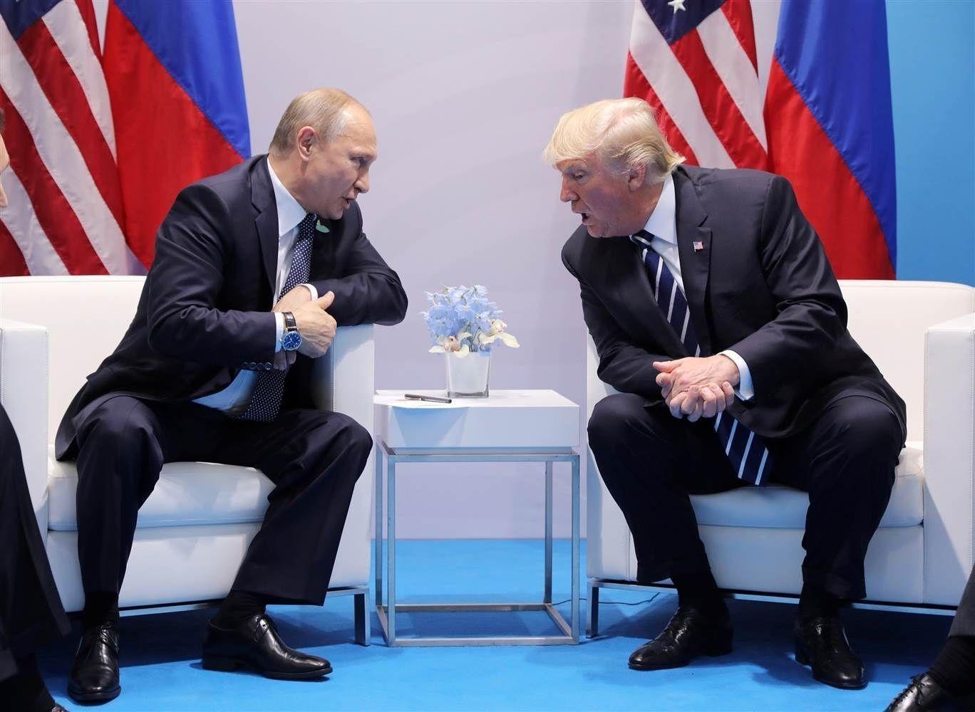 Оростой байгуулсан цөмийн зэвсгийн гэрээнээс АНУ гарна