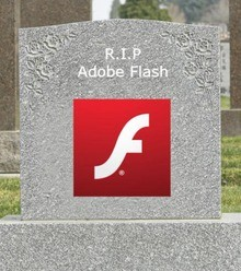 961784 adobe flash dead x220