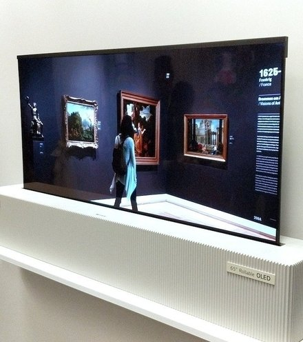 452a45 lg rollable tv x220