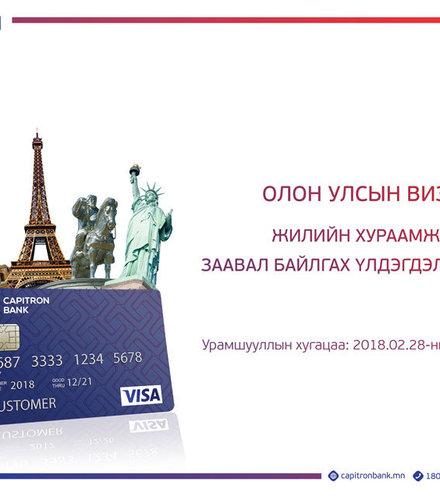 D32382 capitron ou visa card 1000 nuurend x220