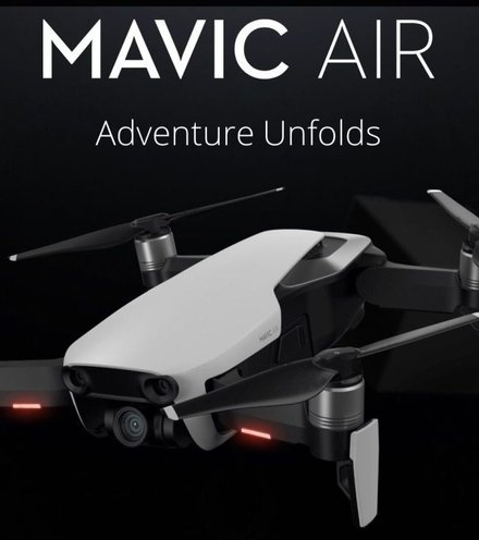 905dd1 dji mavic air hero x220