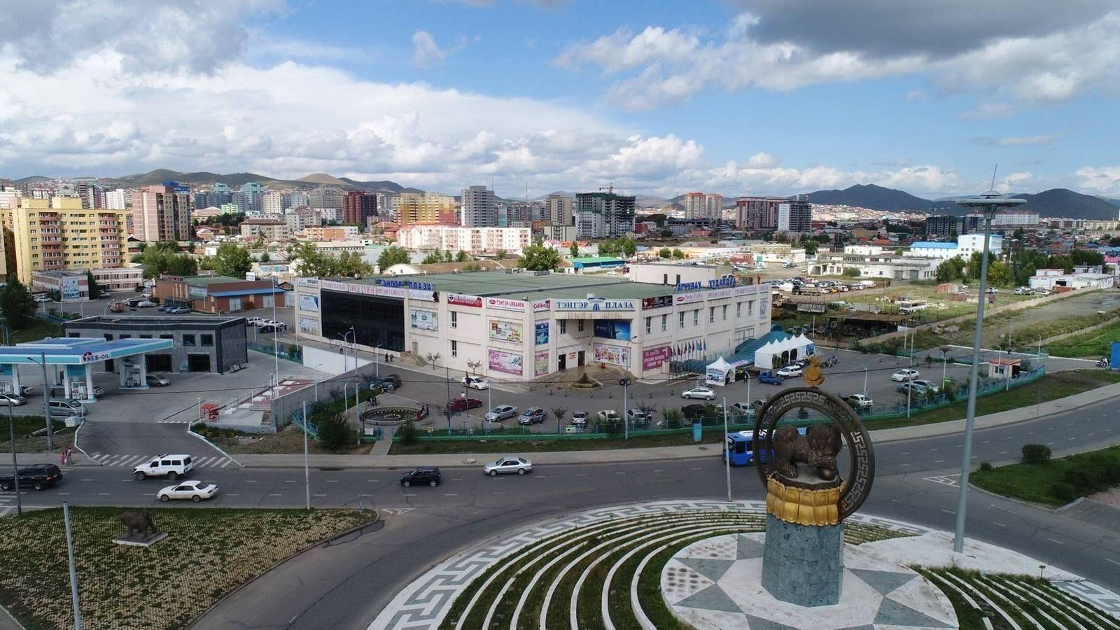 Баянзүрх автовокзалыг Tenger Plaza худалдааны төв рүү шилжүүлж байна