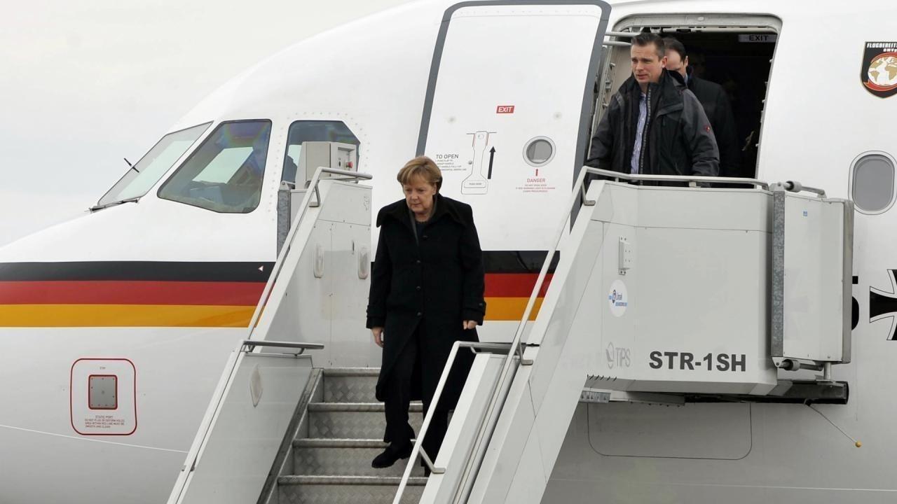 """""""Их 20""""-ийн чуулганаас хоцорсны дараа Германы засгийн газар канцлерьтаа шинэ онгоц авахар шийджээ"""