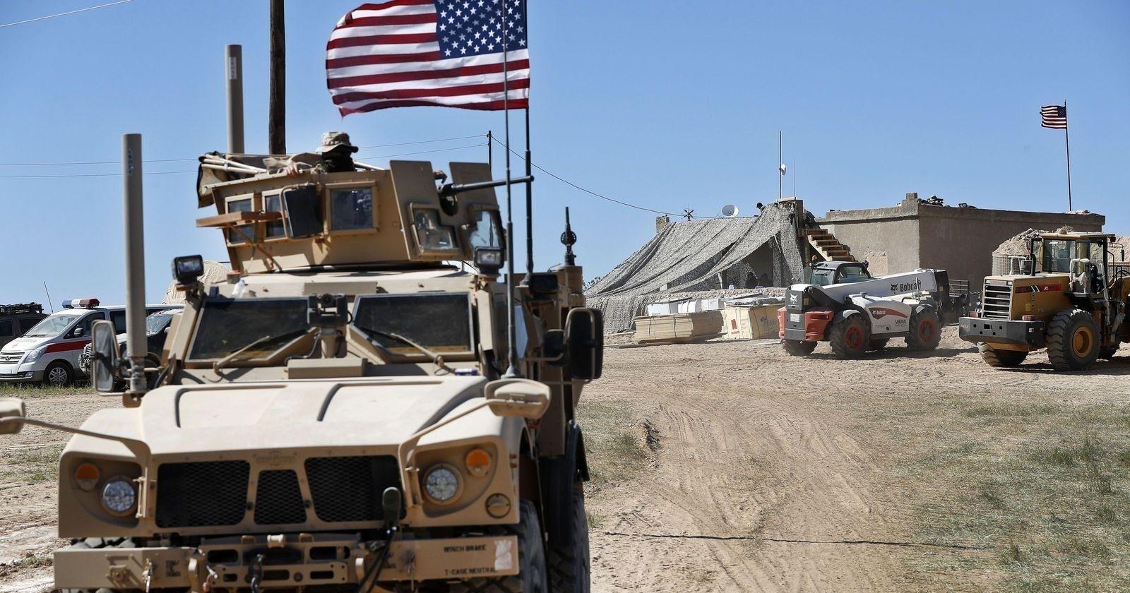 """Сириэс АНУ-ын цэрэг гарсны дараа 200 """"энхийг сахиулагч"""" үлдэхээр болжээ"""