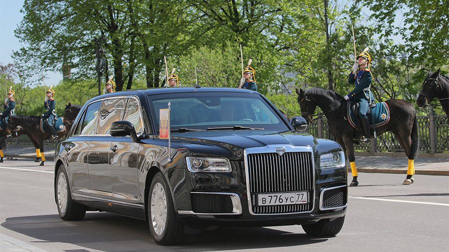 В.Путиний лимузинийг бөөний үйлдвэрлэлд шилжүүлжээ