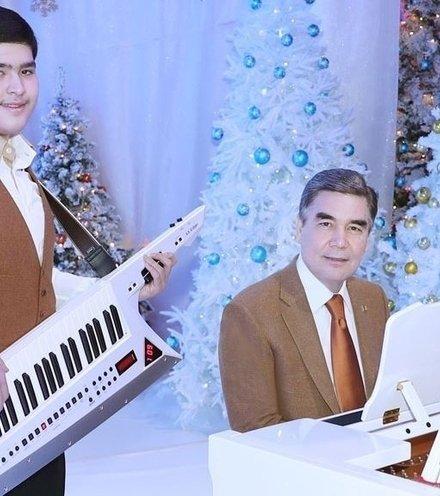C29605 turkmen bashi new year greeting x220