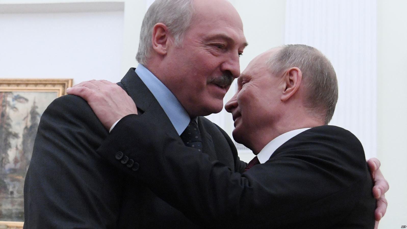 Беларусийн ерөнхийлөгч ОХУ-д анхааруулга өглөө