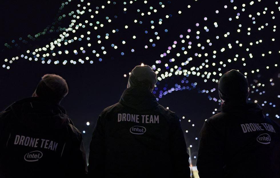 Олимпийн нээлтийн үеэр Солонгосчууд 1,200 дрон нисгэж дээд амжилт тогтоожээ