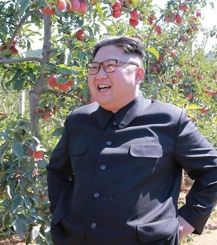 303cb4 kim jon un apple tree x220