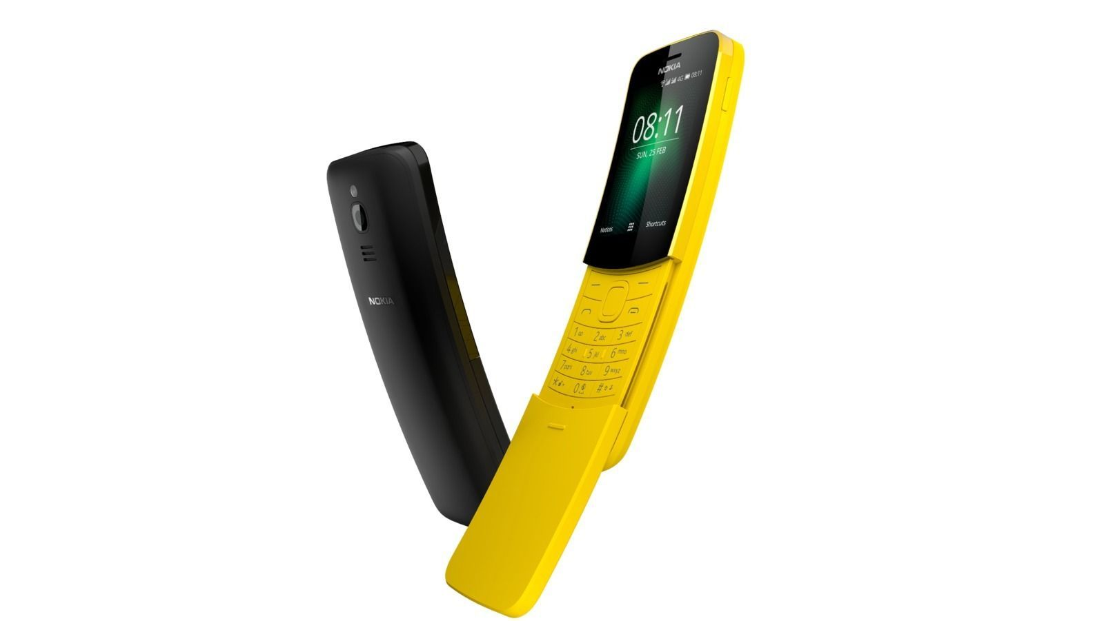 Nokia 8110 дахин мэндлэхээр боллоо