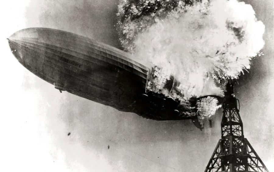 E700e0 hindenburg disaster zeppelin h450