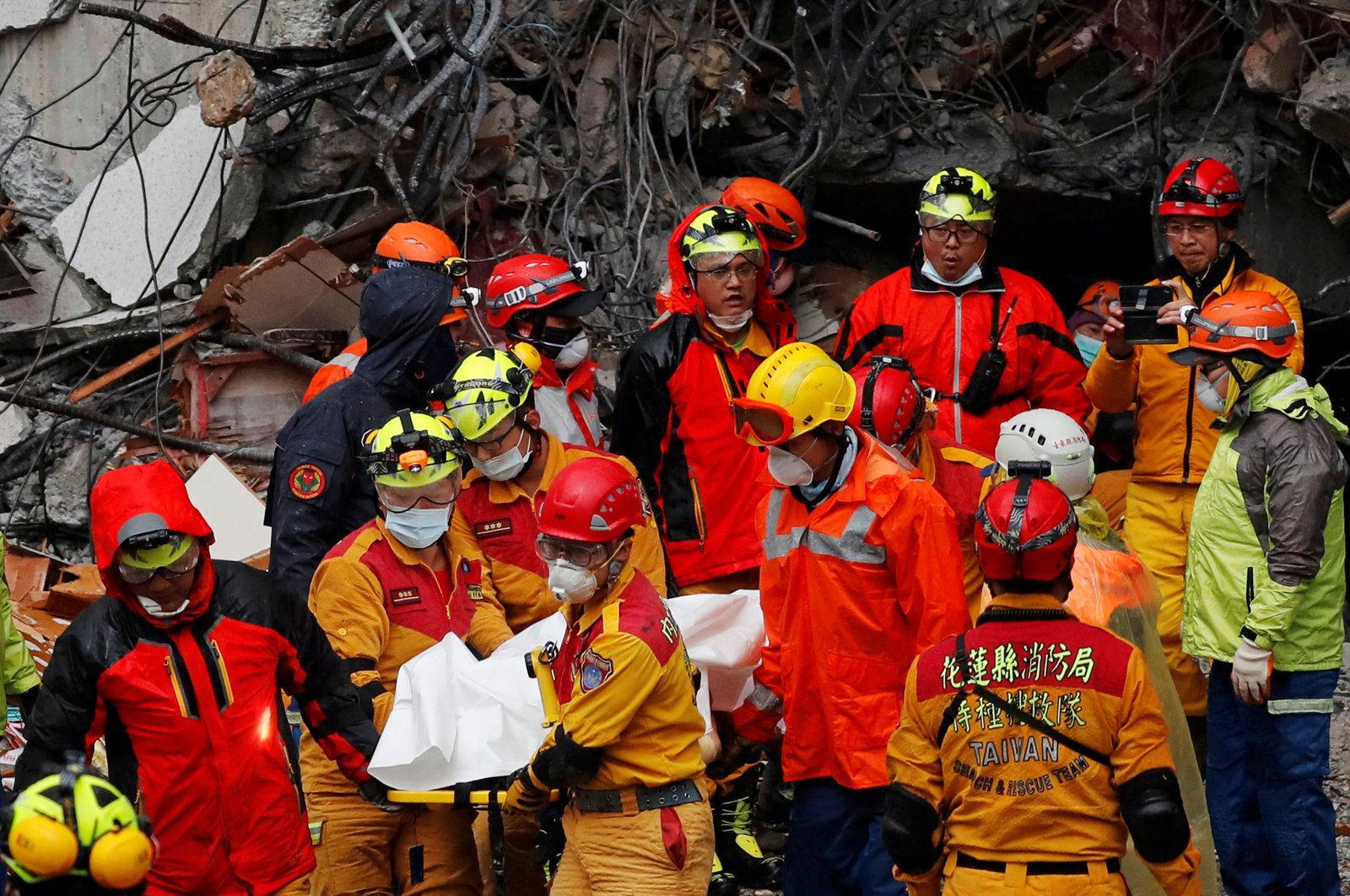 Бээжингийн тусламжаас татгалзсан Тайвань улс Японы аврагчдыг хүлээж авчээ