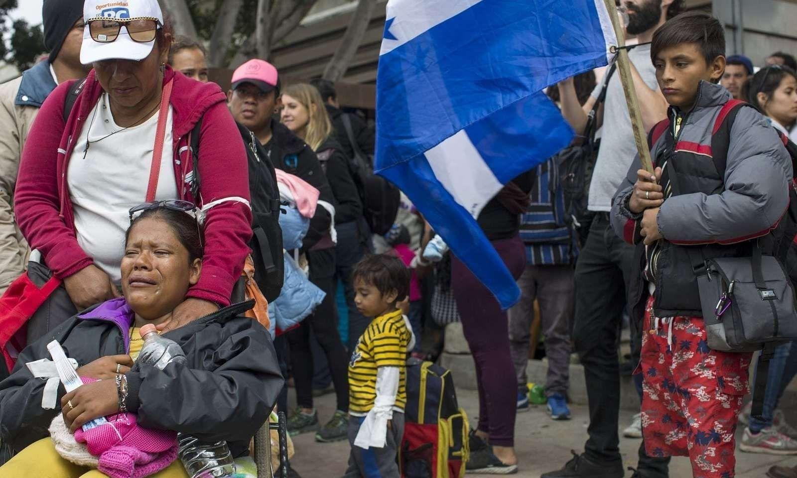 Хүчирхийллээс зугтаж эх орноосоо дүрвэсэн Төв Америкчуудын тоо дээд хэмжээндээ хүрчээ