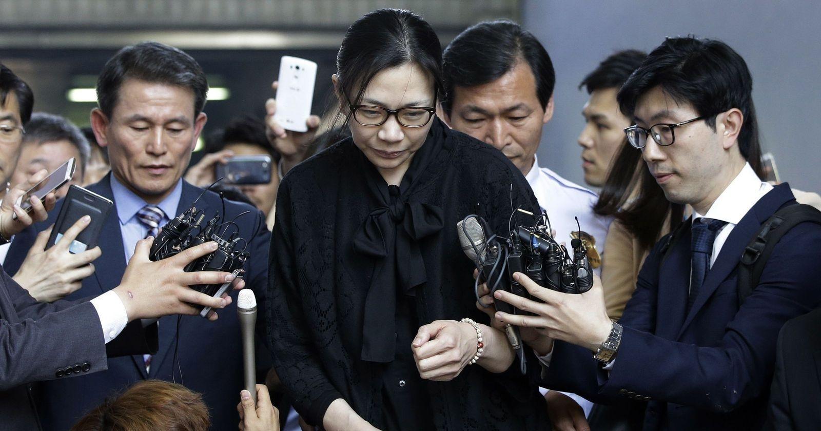 Korean Air компанийн өв залгамжлагч хууль зөрчин гэрийн үйлчлэгч ажиллуулж байсан хэргээр байцаагдана