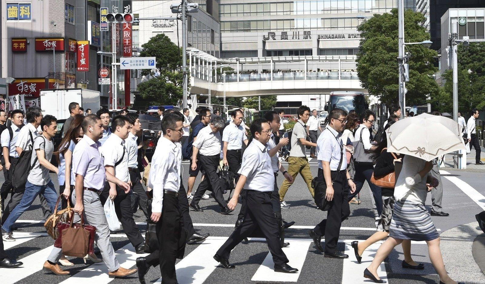 Япон улс гадаадаас 500,000 ажилчин авахаар төлөвлөж байна